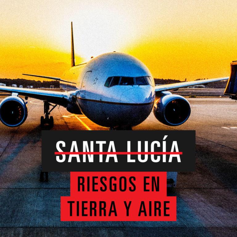 Aeropuerto Santa Lucia