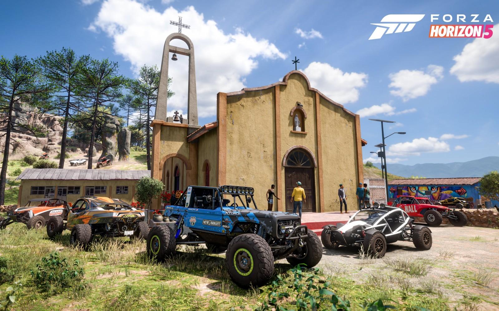 Forza Horizon México