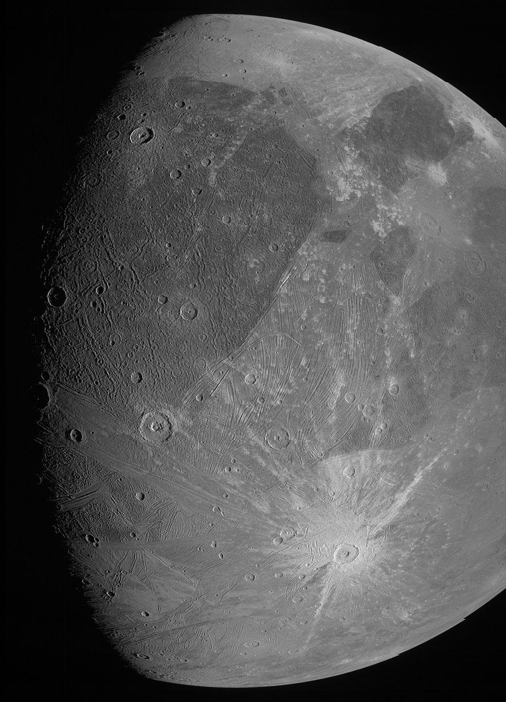 imágenes de Ganímedes